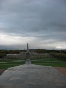 Oslo park Vigeland