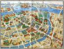 Sankt Petersburg - Sankt Petersburg mapa zabytków