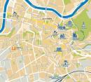 Wilno - Wilno mapa zabytk�w