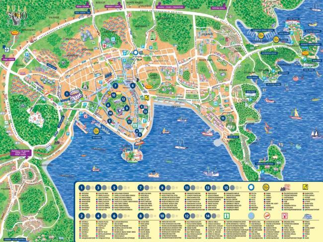 Pula mapa zabytk�w
