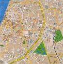 Antwerpia - Antwerpia mapa zabytków