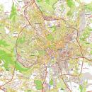Brno - Brno mapa zabytków
