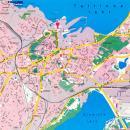 Tallin - Tallin mapa zabytków