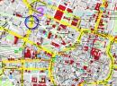 Monachium - Monachium mapa zabytków