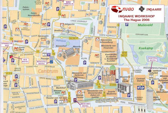 Haga mapa zabytków