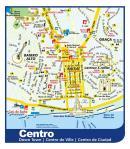 Lizbona - Lizbona mapa zabytk�w