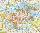 Wroc�aw - Wroc�aw mapa zabytk�w