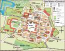 Zamość - Zamość mapa zabytków