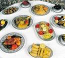 Tunezja - Przykładowe tunezyjskie menu