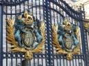 Londyn Brama do pałacu