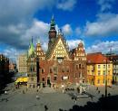 Wrocław - Rynek Główny we Wrocławiu