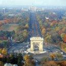 Bukareszt Panorama miasta