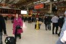 Londyn Londyn, Victoria Station - największa stacja kolejowa w Londynie
