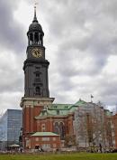 Hamburg Kościół Św. Michała w Hamburgu
