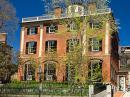 Boston - Zabytkowe domy Bostonu