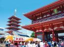 Tokio Świątynia Sensoji