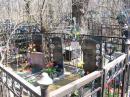 Moskwa - Cmentarz Wagańkowski
