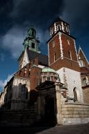 Kraków Wawel, fot. Piotr Dudak