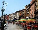 Werona - Piazza Bra