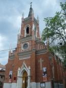 Charków - Katedra Wniebowzięcia Najświętszej Maryi Panny w Charkowie