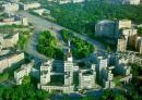 Charków - Plac Wolności w Charkowie