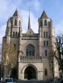 Dijon - Katedra Saint - Benigne