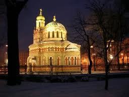 Łódź - Sobór św. Aleksandra Newskiego w Łodzi