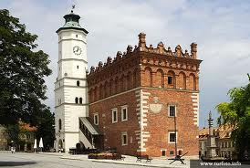 Sandomierz - Ratusz w Sandomierzu