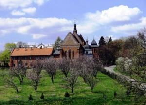Sandomierz - Zesp� Klasztorny Dominikan�w