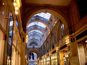 Nantes - Pasaż Pommeraye