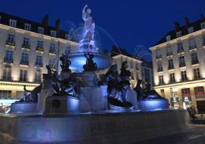 Nantes - Place Royale