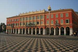 Nicea - Plac Massena