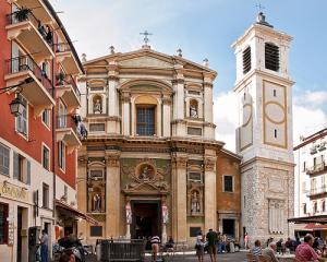 Nicea - Katedra Sainte-Reparate