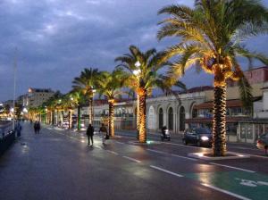 Nicea - Promenade des Anglais
