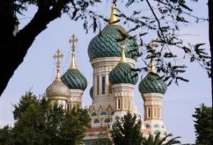 Nicea - Rosyjski Sobór Prawosławny Św. Mikołaja