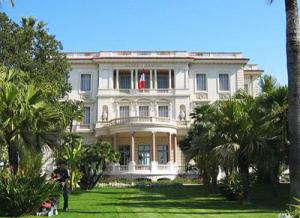Nicea - Muzeum Sztuki i Historii w Nicei