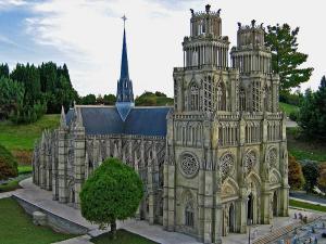 Orlean - Katedra �wi�tego Krzy�a