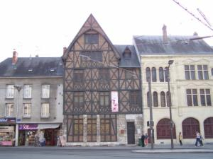 Orlean - Dom Joanny dArc