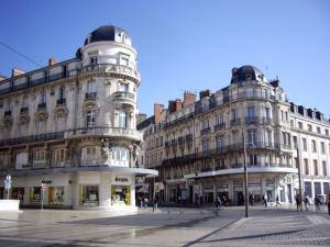 Rocamadour - Place du Martroi