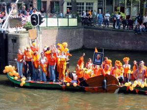 Holandia - �wi�ta w Holandii