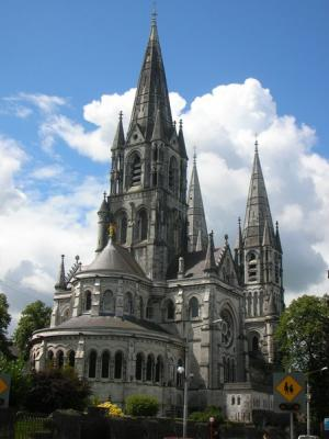 Cork - Katedra Św. Finbarra