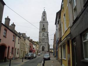 Cork - Kościół Św. Anny w Cork