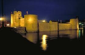 Limerick - Zamek króla Jana bez Ziemi
