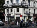 Paryż Jest to prawie najstarsza dzielnica Paryża (po Starym Mieście)