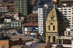 Boliwia - Architektura Boliwii