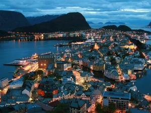 Norwegia - Co warto zobaczy� w Norwegii