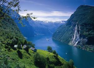 Norwegia - Fiordy w Norwegii
