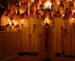 Szwecja - Szwecja święta