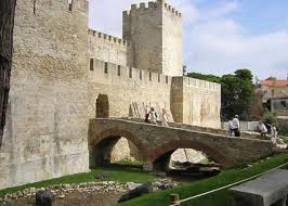 Lizbona - Zamek �w. Jerzego