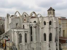 Lizbona - Klasztor Karmelit�w